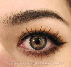 dueba gossip color contacts are circle lenses which have vibrant coloration perfect for cosplay or - Coloration Cil