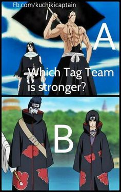 Which team is stronger?