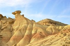 Check out Desert of the Bardenas Reales by jcfmorata - Photography on Creative Market