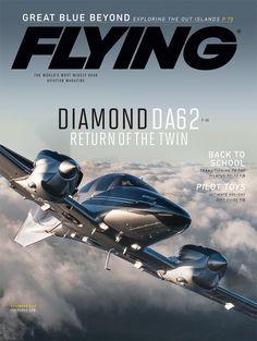 Flying Magazine @FlyingMagazine Don't miss our December issue featuring Diamond Aircraft's #DA62! http://flyingm.ag/eEynRq