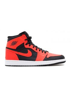 bb49e91164a2c Air Jordan 1 Retro High Black Max Orange White 344613 061