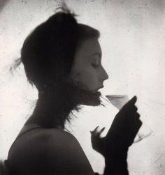 Mary Jane Russell, New York, 1949.photo Irving Penn