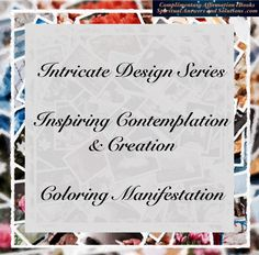 Complimentary #Color #Manifesting Sets http://jmcveyc.ht/1OghXVb If You can #Dream it- You can #Create it.