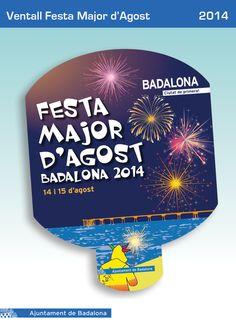 Festa Major d'Agost de Badalona 2014