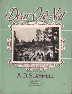Spokane's Natatorium Park - The Nat Park Songbook