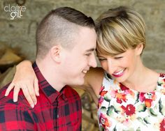 Couple portrait session http://clairegill.photography
