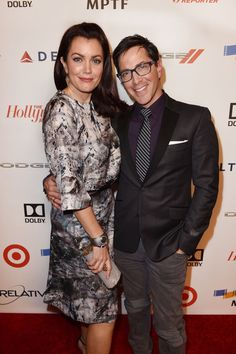 Bellamy Young and Dan Bucatinsky | The Night Before Party
