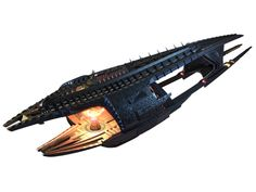 Star Trek Charon, I.S.S.