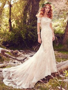 Reynold Wedding Dress | Maggie Sottero