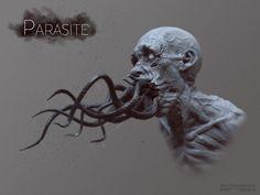 Parasite by Nero-tbs.deviantart.com on @DeviantArt