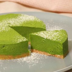 Sweets Recipes, Cooking Recipes, Matcha Dessert, Mint Cake, Confort Food, Breakfast Snacks, No Bake Cake, Yummy Food, Food Cakes