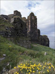 All sizes | Castle Sinclair Girnigoe | Flickr - Photo Sharing!