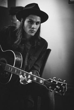 2015-04-29 James Bay in New York for Q Magazine - Photo by Rachael Wright