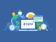 A Step-by-step Guide to Designing Custom Illustrations, Without Any Drawing Skills | Toptal