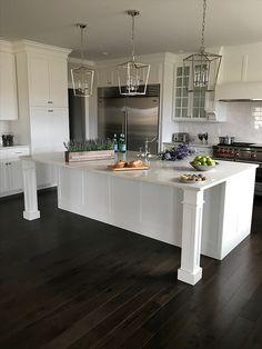 7 Best Kitchen island posts images | Kitchen remodel ...