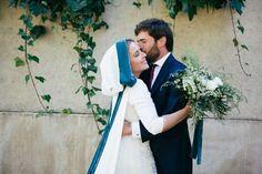 La boda de Mercedes de Aflore Mio © Alan Photostudio