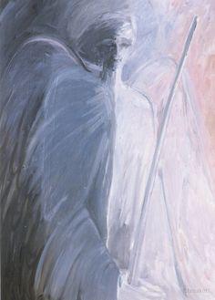 Macha Chmakoff, Archange Michaël à la porte du paradis