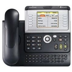 c96126d418f3d9 Alcatel 4068 IP Touch Telephone with Colour Screen. Best4Systems · Business  System Phones