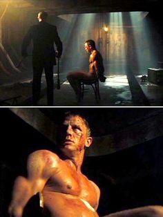 Daniel Craig as Bond Entertainment Weekly, Daniel Craig Body, James Bond, Hannibal Anthony Hopkins, Daniel Graig, Why I Love Him, Scottish Actors, Judi Dench, Cinema