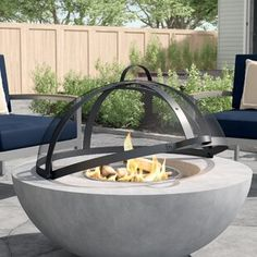 Freeport Park Omaha Cooking Fire Pit Camping Cookware | Wayfair Fire Pit Log Grate, Fire Pit Fuel, Steel Fire Pit, Fire Pit Poker, Fire Pit Spark Screen, Brick Bbq, Glass Fire Pit, Round Fire Pit, Fire Ring