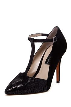 Steve Madden Wiindy T-Strap Heel by Non Specific on @HauteLook