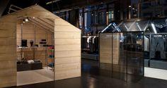 Addicted To Retail (ATR) presents: Diesel Village pop-up shop in London, England.
