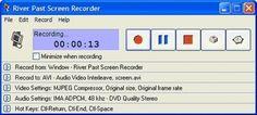 River Past Screen Recorder  : Graba en vídeo todo cuanto pasa en tu pantalla   LabTIC - Tecnología y Educación   Scoop.it