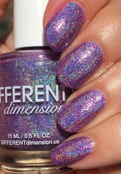ehmkay nails: Different Dimension Cosmologically Speaking Part 2: Swatches and Review