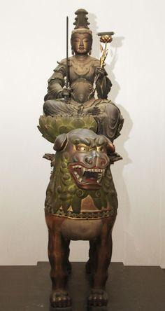 文殊菩薩の中にミニ仏像、京都 大智寺、奈良博調査(共同通信) - Yahoo!ニュース