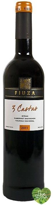 Love Your Table - Fiuza 3 Castas Red Wine 2011, €8,49 (http://www.loveyourtable.com/fiuza-3-castas-red-wine-2011/)