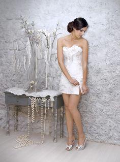 Naomi B (Jordi Dalmau) 💟$359.99 from http://www.www.bienvestido.es   #mywedding #(jordi #wedding #naomi #bridal #dalmau) #bridalgown #weddingdress