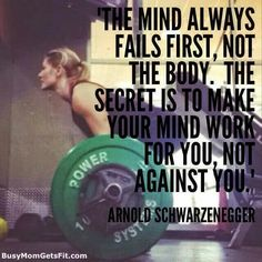 The Mind Always Fails First...