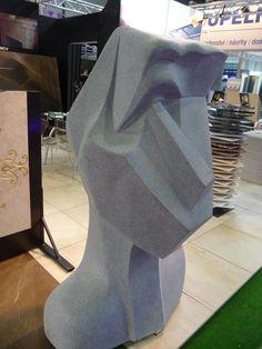 Kubistická socha z masivní žuly je v současné době k dispozici skladem ihned k odvozu. Výška sochy je cca 1,5 m a váha cca 1500 kg. Socha, Peeps, Peep Toe, Boots, Fashion, Crotch Boots, Moda, Fashion Styles, Shoe Boot