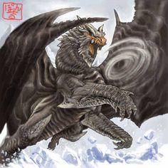 Monster Hunter - Kushala Daora