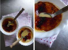 petiscosemiminhos: Crème Brûlée de gengibre