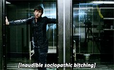 "[inaudible sociopathic bitching] Kilgrave #Marvel #JessicaJones #netflix 1x09 ""AKA Sin Bin"""