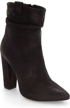 fb5861d5b3ef1 Steve Madden Ruling Bootie (Women) available at #Nordstrom Bootie Boots, Steve  Madden