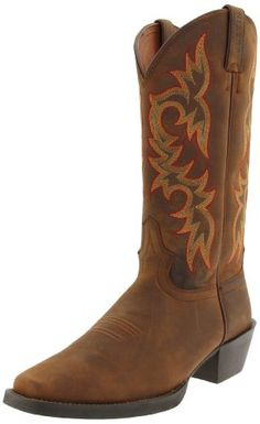 "Justin Boots Men's Stampede Collection 13"" Western Boot W..."