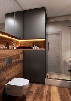Badezimmer Inspiration moderne kleine Ideen – Mobmasker - #badezimmerrenovierungen