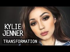 Kylie Jenner Transformation Make-up (With sub) 카일리 제너 커버 메이크업 - YouTube