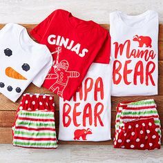 Take a look at the Get Festive in Holiday Pj's event on zulily today!