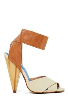 Jeffrey Campbell Abdul Sandal in What's New at Nasty Gal