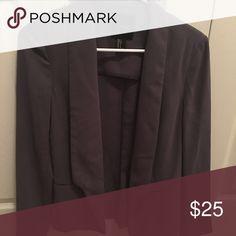 Grey Blazer Grey Blazer - darker than the one on model but same style Forever 21 Jackets & Coats Blazers