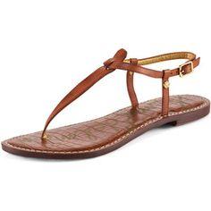 Sam Edelman Gigi Leather Thong Sandal (CUSP Most Loved!)