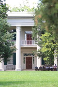 Visit The Hermitage in Nashville, TN to walk through Andrew Jackson's life and home, explore a beautiful, vintage Tennessee farm and experience an important piece of Nashville and our nation.