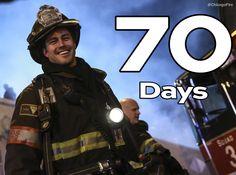 70 DAYS until #ChicagoFire returns!