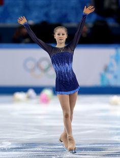 HBD Yulia Lipnitskaya June 5th 1998: age 17