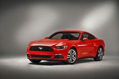 Dopo tantissimi anni, la Ford Mustang approda nell'occidente