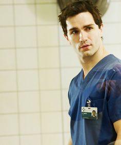 sam witwer. scrubs? yeah.