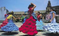 Arts: Spanish folk music and dance has been popular for a long time. Each religion has it's own unique music and dance style.